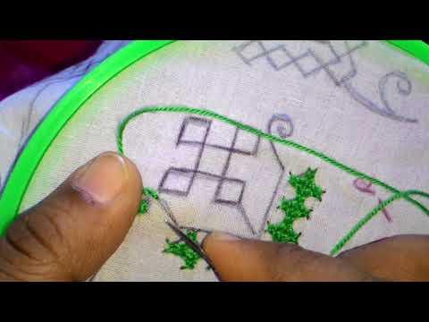 21.Sindhi embroidery,sindhi tanka,kutch work,gujrati stitch