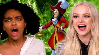 """Descendants 2"" Stars Find Out Which Disney Villain They Are"