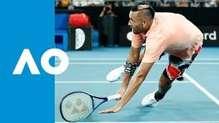 Nick Kyrgios vs Karen Khachanov Extended Highlights (3R)   Australian Open 2020