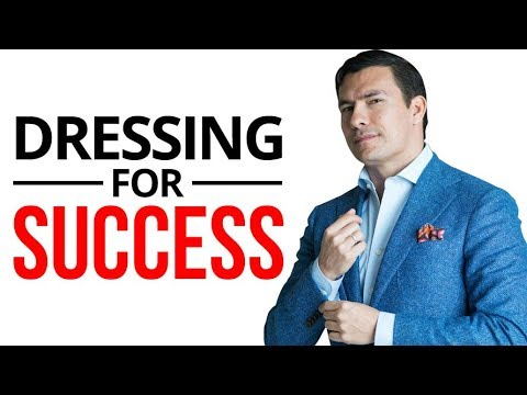 Dressing For Career Success | What To Wear For Interviews, Promotions and Management Opportunities