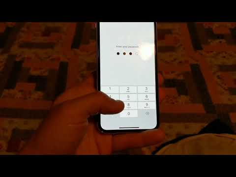iPhone X Face ID setup not working, not recognizing face at all