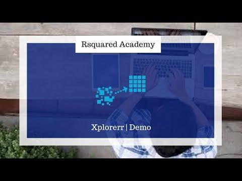 Xplorerr: One Sample Variance Test in R