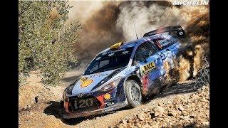Top moment - Day 1 - Rally de España - Michelin Motorsport