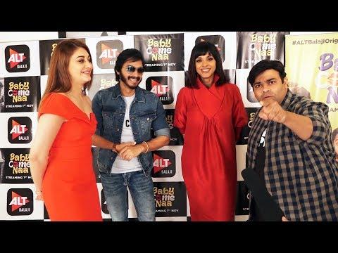 Xxx Mp4 Baby Come Naa Webseries EXCLUSIVE INTERVIEW Shreyas Talpade Kiku Sharda Shefali Amp Manasi 3gp Sex