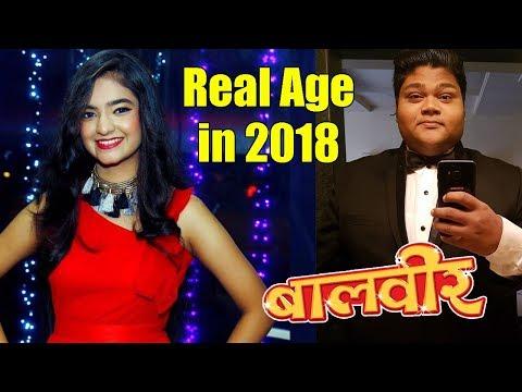 Real Age Of Baal Veer Actors 2019 - Baal Veer Characters Real Name