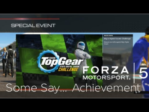 Forza Motorsport 5 - Some Say... Achievement Guide