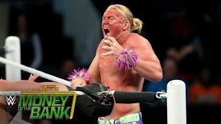 Golden Truth vs. Breezango: WWE Money in the Bank 2016 Kickoff on WWE Network