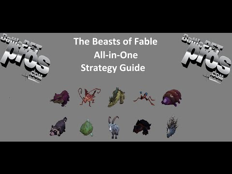 Beasts of Fable All-in-One Strategy Guide