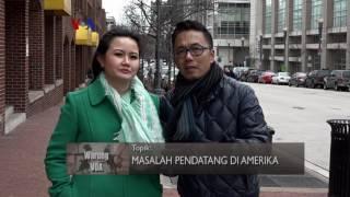 Warung VOA: Masalah Pendatang di Amerika (2)