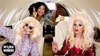 Download UNHhhh Ep 95: ″Wealth″ with Trixie Mattel and Katya Zamolodchikova Video