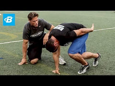 NFL Combine Trainer: 40 Yard Dash - Bodybuilding.com