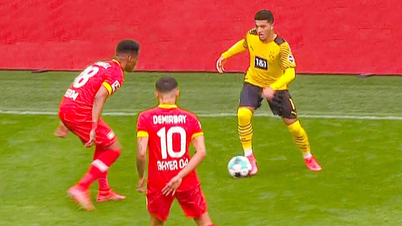 This is Why Man United Signed Jadon Sancho
