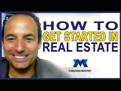 How To Get Started In Real Estate - Real Estate Investing For Beginners