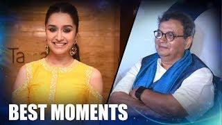 Shraddha Kapoor | Subhash Ghai | BEST MOMENTS | Bioscope Katta | IFFI Goa 2017