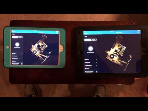 Does a iPad Mini 4 Process Matterport Scans Faster?