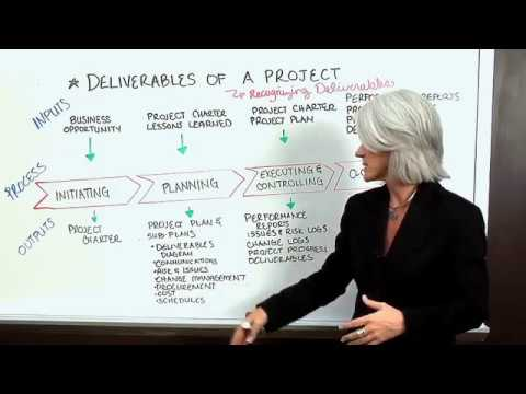 Top Deliverables in Project Management