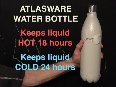 Best Water Bottle On The Market? | Atlasware REVIEW