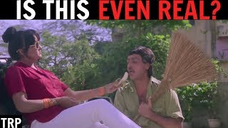 Nonsensical Indian Movie Scenes You Won't Believe Were Approved