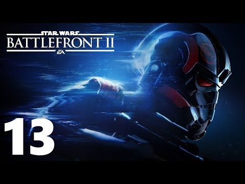 Star Wars Battlefront 2 Campaign Walkthrough Ep 13 No Commentary 1080p HD