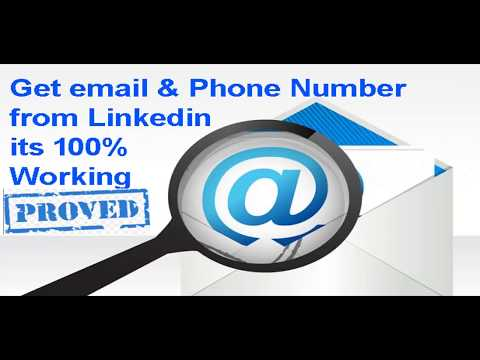 Lead Gibbon | Email Collect | Collect email and others info from Linkedin