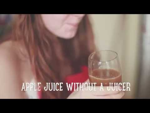 How to make apple juice without a juicer [BA Recipes]