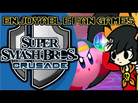 Enjoyable Fan Games - SUPER SMASH BROS: CRUSADE!