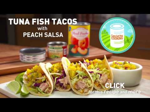 Tuna Fish Tacos