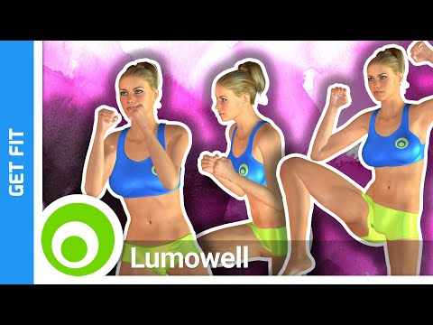 Abs, Legs and Buttock Workout for Women - Lower Body Workout