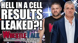 WWE Hell in a Cell Results LEAKED?!   WrestleTalk News Oct. 2017