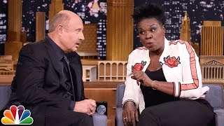 Leslie Jones Plays Truth or Lie with Dr. Phil