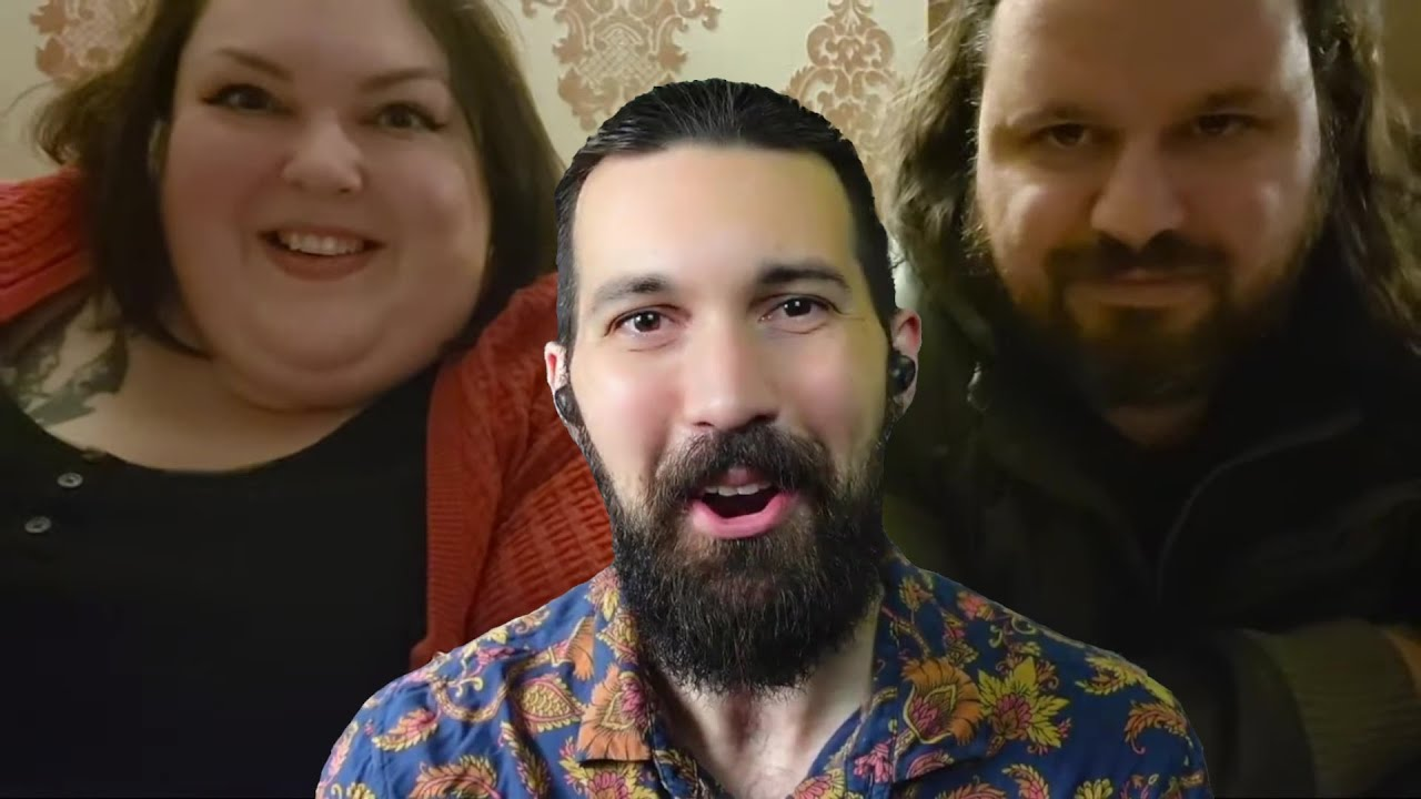 I discuss poutineries & poltergeists ft. Foodie Beauty (Live).