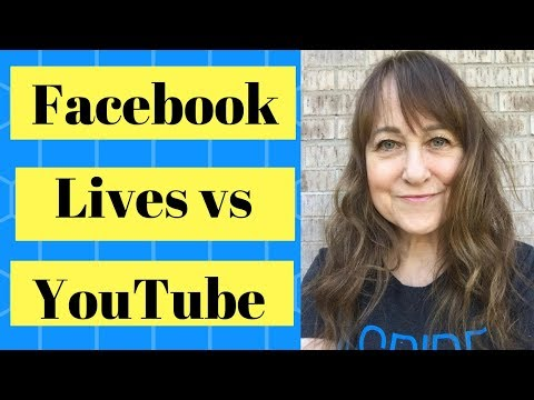Traffic Strategy: Facebook Lives vs YouTube