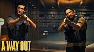 Download A Way Out - Co-op 7 - Made It To Mexico (The End) Video