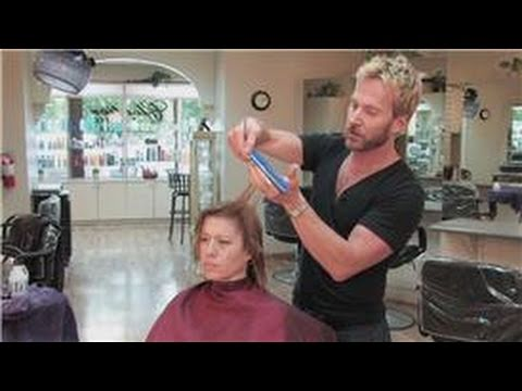 Hair Care : How to Cut Layers In Short Hair