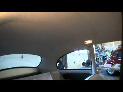 Classic VW Beetle Bug Volkswagen Interior Kits TMI Sewfine WCCR Part 1