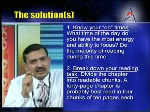 How to develop Reading Habits, and more! - by Sandeep Manudhane sir