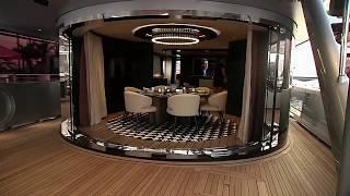 Inside Unreal $50 Million 2020 Porsche Hybrid Yacht. You Won