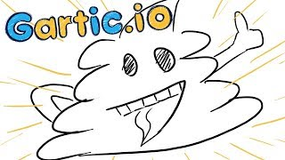 【DE JuN】- 你畫我猜 (Gartic.io) 與好友同樂的IO遊戲!!