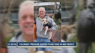 Colorado treasure hunter found dead in New Mexico