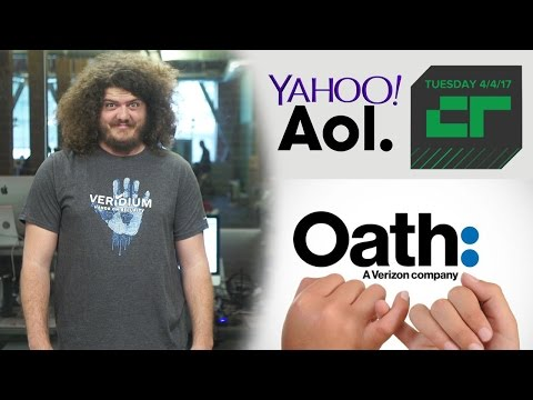 Yahoo and AOL combine to become Oath | Crunch Report