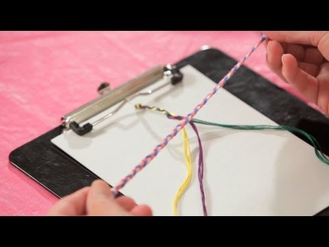 How to Make Braided Friendship Bracelet | Bracelet Patterns