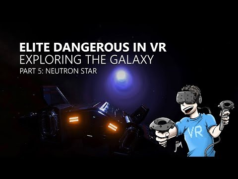 Exploring the galaxy in VR - Part 5: Neutron Star