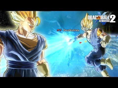 THE ULTIMATE FUSION! Super Vegito Online Showcase! Vs Gogeta!? | Dragon Ball Xenoverse 2