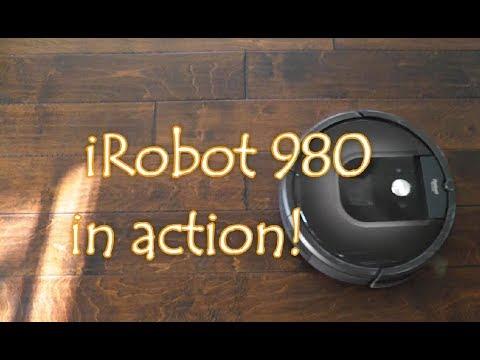 iRobot 980 Roomba | In Action