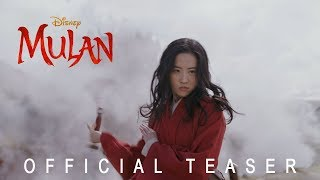 Download Disney's Mulan - Official Teaser Video