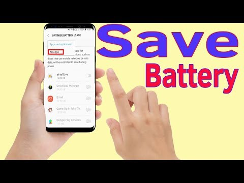 Battery Capacity : How To Save Battery - Helping Mind