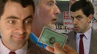 Mr Bean Credit Card Switch! | Mr Bean Full Episodes | Mr Bean Official