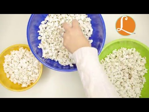 Coconut Oil Popcorn + 3 Topping Ideas