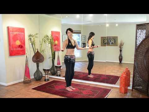 Belly Dance Lessons - Postpartum Abdominals
