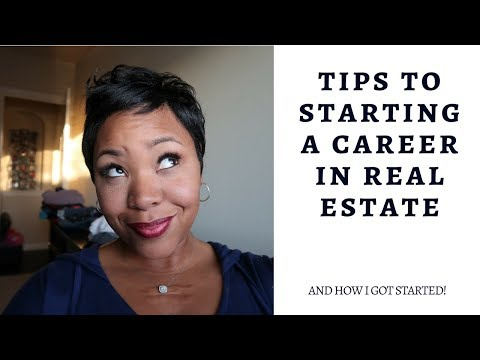 Realtoring, FOR REAL: Tips for starting Real Estate Career